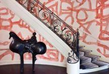 Style & Fashion / Wrought iron elements utilized in Fashion and Magazines MINT