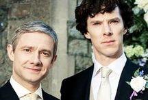 BBC Sherlock / I believe in Sherlock Holmes.