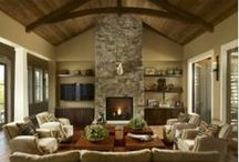 Great Fireplaces / Dreamscape Homebuilders
