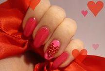 Mielenmaisemia Nail art / Nails, nail art