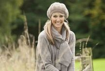 cashmere&cotton AW '13 / Take a look at the cashmere&cotton Autumn/Winter '13 collection - all 100% cashmere in an array of stunning seasonal colours. To see more visit www.cashmereandcotton.co.uk