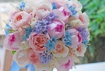 ラウンド*ウェディングブーケ Wedding bouquet*Round / まあるくまあるく、どこからみてもまあるくお仕立てするラウンドブーケ