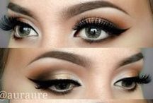 Beautiful Makeup & Hair / by Payal K