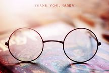 Harry potter / To always remember harry potter. / by Makayla Carstairs