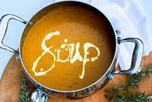 Soup & More / Ricette da provare / Recetas para probar / Recipes to try