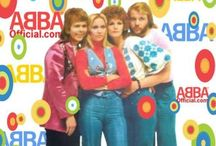 The ABBA ♥ / the swedish group of the 70 of which I was and still am a fan