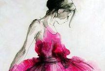 Aquarelle / watercolour art