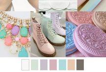 S/S 2016 ☀️✏️✂️ / Women Fashion, Trends, Pantone Colors...