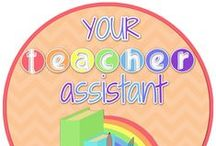 Your Teacher Assistant / My TpT Products: www.teacherspayteachers.com/Store/Your-Teacher-Assistant