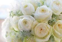 ホワイト*ウェディングブーケ Wedding bouquet*White