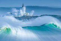 La beautée de la mer