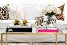 Interior Design Inspiration / Inspiration for Beautiful Interior Design and Home Decor