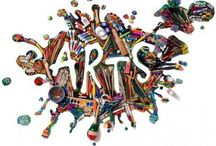 Art & Paints / A whole world of colors, fantasy and ingenuity