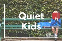 Empowering Introverted Kids / This board is home to articles on how to care for, teach, and empower quiet kids. Explore resources for introverts and those who are also shy, sensitive, and/or have social anxiety disorders.