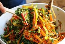 Salads Rule! / Amazing and different vegan salads every day of the week!
