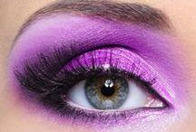 My PURPLE life / I love violet and purple colour