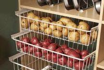 Getting organised in the pantry