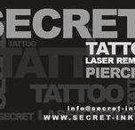 Tattoos by Alex / Tattoo Artist at Secret Ink Tattoo, Piercing and Tattoo Removal Studio in Truro Cornwall.