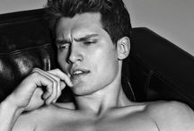 oc: archie moroe / original character ~ the black sheep • 26 years old • lives in new york city • heir, model, bad boy • older brother of moffy and margot.