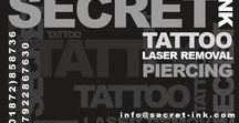 Tattoo's by Diana / Junior Artist at Secret Ink Tattoo Studio in Truro Cornwall