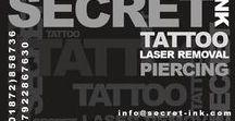 Tattoos by Dax / Tattoo artist at Secret Ink Tattoo, Piercing and Tattoo Removal Studio in Truro Cornwall