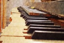 PIANOFORTE / My favorite composers/pianists and some of their performances...