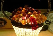 Beaded, & Sugared Fruit!!...LOVE!!