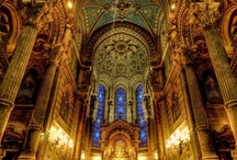 Gorgeous Churches,Cathedrals,Opera Houses, Libraries and Museaums! / by Vickie Lynn