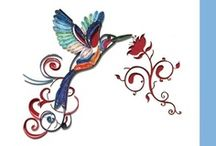 (✿◠‿◠) Quilling (✿◠‿◠) / by H Stanbery