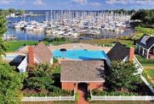 Herrington Harbour North / While hosting the most comprehensive Yacht Yard this side of the Atlantic, Herrington North rounds out your boating experience with quality touches and country charm. Come and enjoy our beautiful bayside Pool, Spa and Kiddie Pool.
