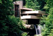 Frank Lloyd Wright / architecture
