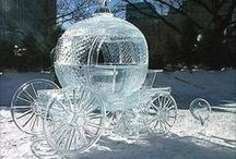 ❄Snow∾Ice∾Sculptures❄ / by H Stanbery