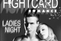 """""""Ladies Night"""" by Fight Card Romance / This is my first published novel in the classic pulp style of 1950s L.A., boxing, gangsters, murder and yes ... romance."""