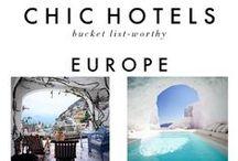 Bucket List - Exot -  Trav- Coast - Desi - Hotel & Rest + rmv - Ski Chlt & Htning Ldge - Christ Snow / by DivineInterior Diva