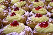 dolci italiani. italian desserts / by Amo la mia famiglia