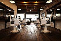 Barber Shops / Unique Barber Shops around the USA