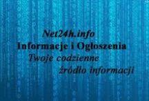 Net24h.info / Twoje codzienne źródło informacji. Zawsze najświeższe wiadomości z kraju i ze świata.