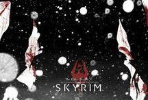 Then I Took an Arrow to the Knee / The Elder Scrolls V: Skyrim / by Erin Tucker