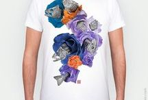Textil & design by Gust / Diseños originales aplicados a producto textil: camisetas, sudaderas, bolsos, fundas movil, y más. // Original designs applied to textile: shirts, sweatshirts, bags, mobile covers, and more.