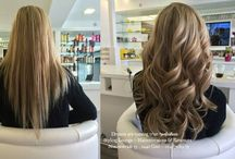 Hairextensions by #StylingLounge / Perfect glamorous hairextensions by our extension team @StylingLounge ❤️ www.stylinglounge.be  Dreams are coming true #perfecthair Pin your favorites