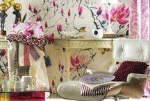 z Wallpaper - Designers Guild + Fabulous Floral / by DivineInterior Diva