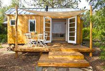 Tiny house / La casetta nel bosco
