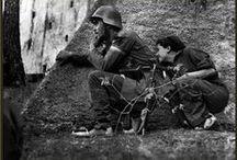 Fotografía - Gerda Taro / Gerda Taro, seudónimo de Gerta Pohorylle, fue una pionera periodista gráfica de guerra, compañera profesional y pareja del fotógrafo Robert Capa (1910-1937)