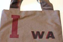 tote bag imprimé  typographie / impression typo et linogravure sur tissus tote bag  letterpress