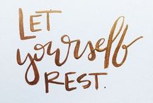 2015/Rest / My word/theme of 2015 is REST. Not sure how, but trusting God's judgement!