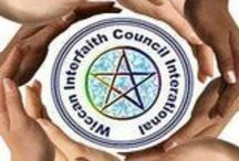 Wiccan Interfaith Council / Building awareness and appreciation of Wicca and Paganism.  Membership is free. : WiccanInterfaithCouncil.org