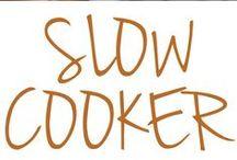 Crock Pot n Casseroles (Slow Cookers, too.)