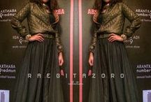 Arantxa Adi Fashion Show