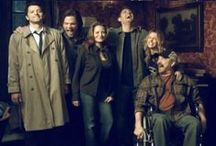 CW Supernatural / CW's Supernatural tv series