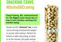 #UnshellACraving / See how pistachios have helped real people conquer their cravings. Enjoy the perks of pistachios. People around the world are using the heart-healthy, buttery, salty-sweet taste of pistachios to successfully maintain a healthy weight, and enjoy nutrient-rich fuel to help them stay active.
